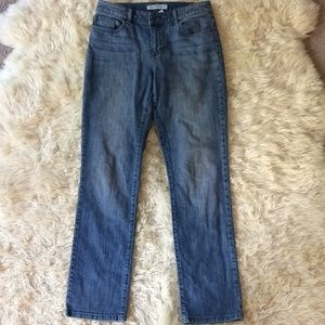 Chico's denim jeans size 0.5 regular bootcut